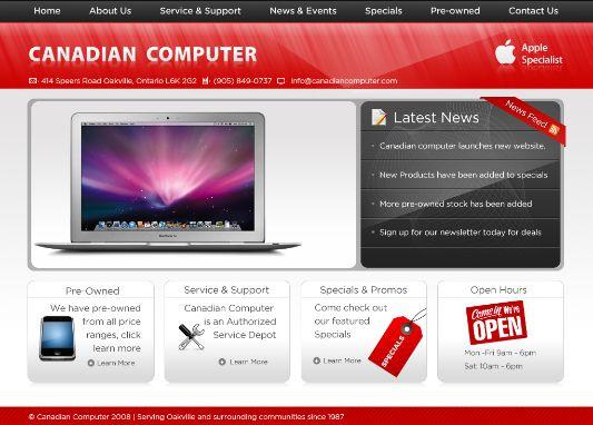 Canadian Computer- Oakville